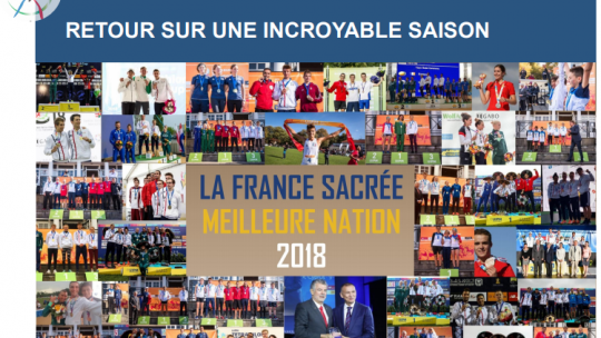Pentathlon Newsletter FFPM n°1