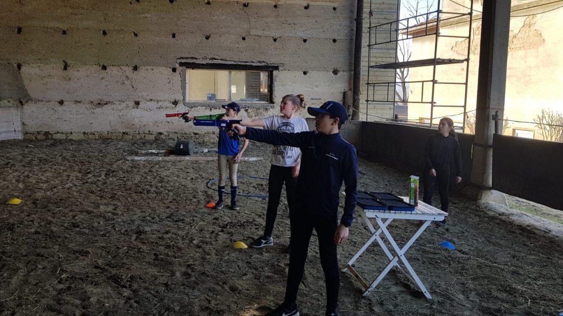 Pentathlon Stage février des jeunes de 7 à 12 ans – Jour 2