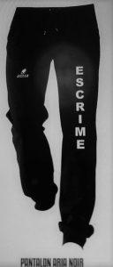 Pantalon noir 35€